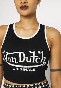 Von Dutch - ASHLEY - Top - black - 5