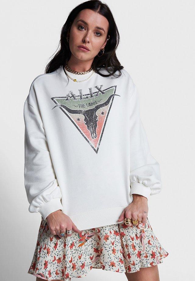Sweater - soft white