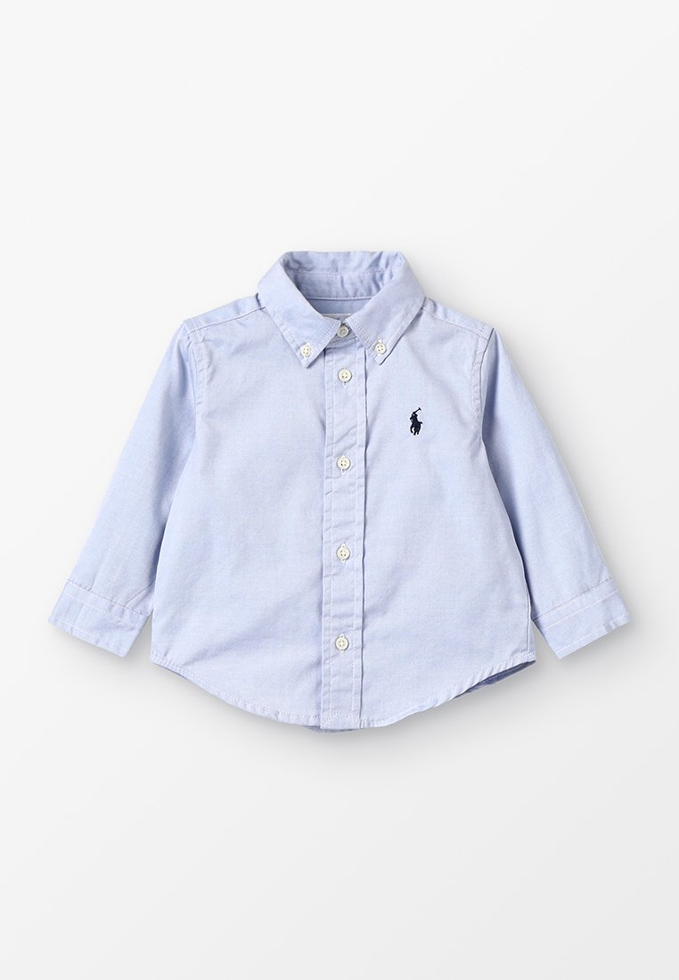 Polo Ralph Lauren - PINPOINT OXFORD CUSTOM FIT BABY - Overhemd - blue