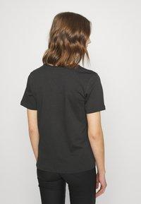 Even&Odd - T-shirt imprimé - anthracite - 2