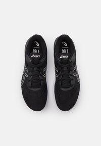 ASICS - GEL EXCITE 8 - Neutral running shoes - black/white - 3