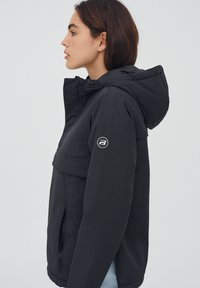 PULL&BEAR - Giacca invernale - black - 4