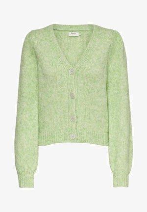 Gilet - pastel green