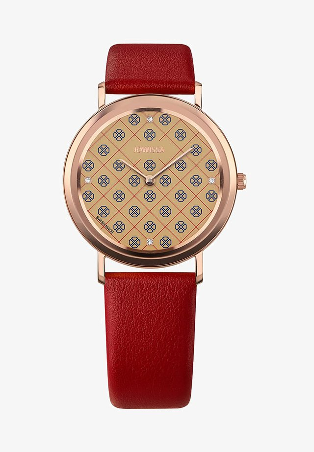 ANWY  - Orologio - rosa red