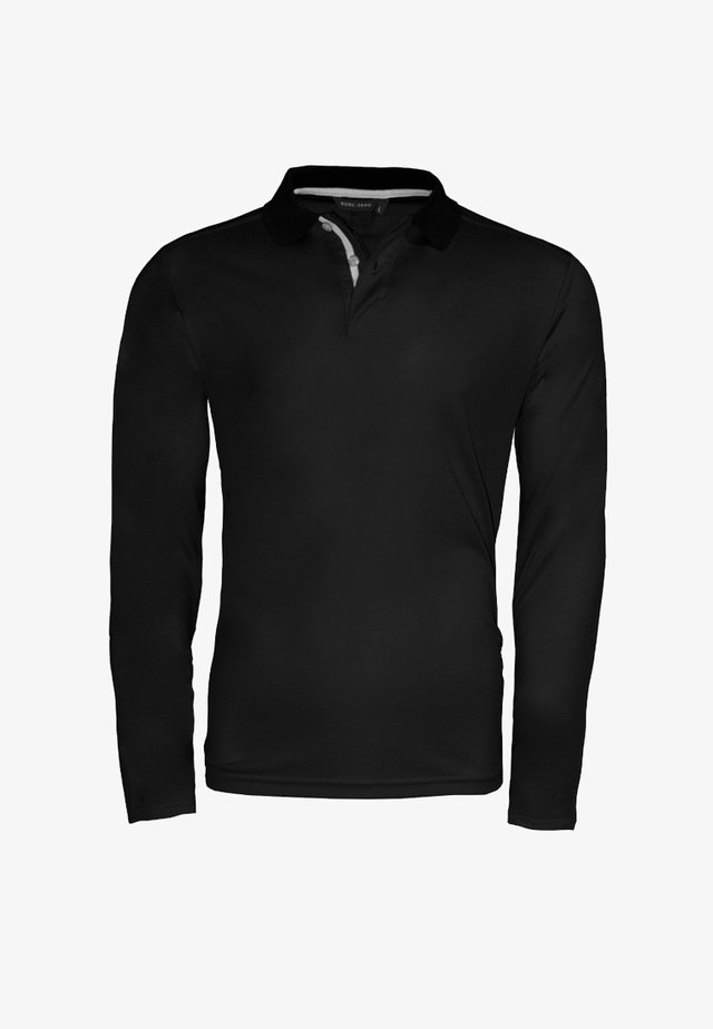 JIB - Polo shirt - jet black