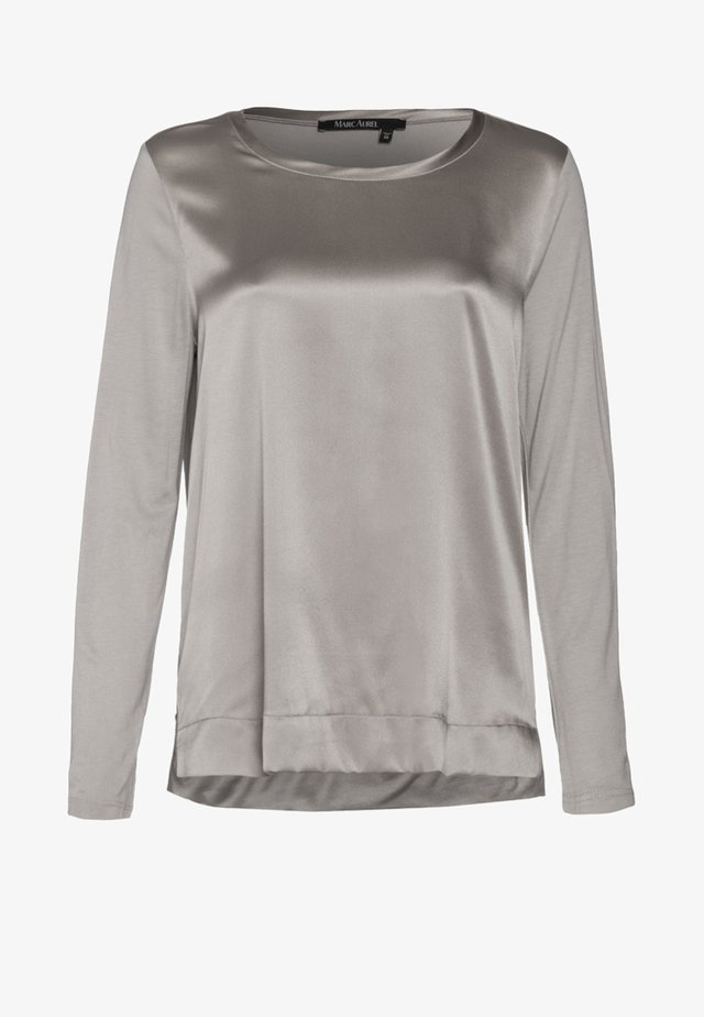 Blouse - light taupe
