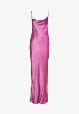 LUCIE MAXI DRESS - Robe de cocktail - fuchsia