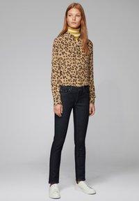 BOSS - EFELIZE - Button-down blouse - multi-coloured - 1