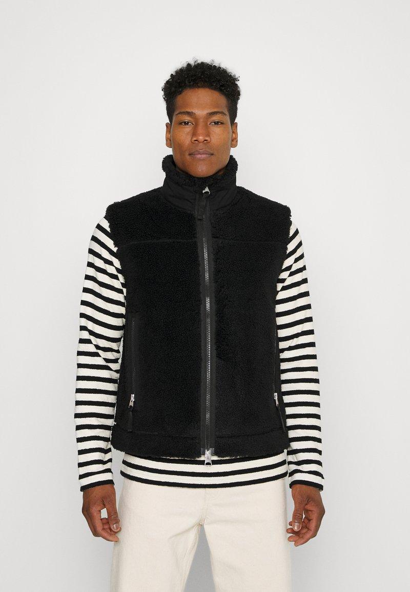 ARKET - Waistcoat - black