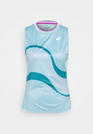 MATCH TANK - Top - smoke blue