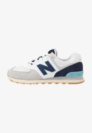 574 - Sneakersy niskie - grey/navy