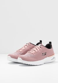 Skechers Sport - SKECH-AIR DYNAMIGHT - Trainers - rose gray/white - 4