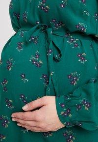 Esprit Maternity - BLOUSE - Blouse - bottle green - 4