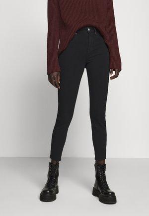 WET - Jeans Skinny Fit - schwarz
