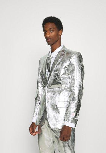 SHINY SET - Suit - silver