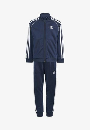 ADICOLOR SST TRACKSUIT - Trainingspak - blue