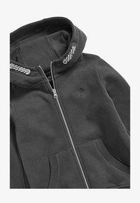 Next - FLURO - Zip-up hoodie - grey - 1