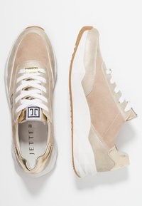 JETTE - Trainers - gold
