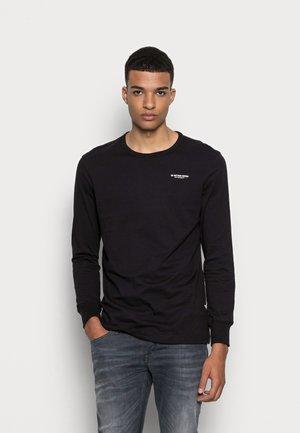 BASE - Pitkähihainen paita - compact black