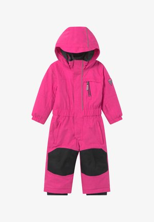 OVERALL MINI - Snowsuit - neon pink