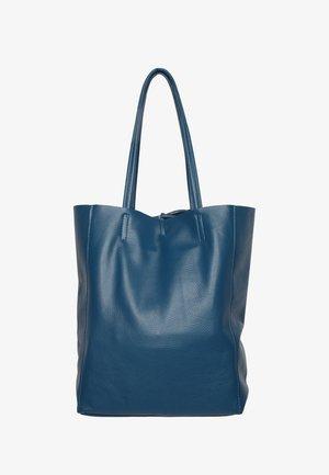 ANITA - Tote bag - hellblau