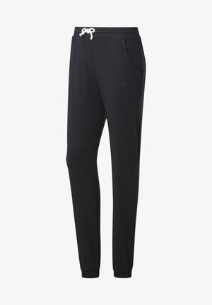 TRAINING ESSENTIALS PANTS - Pantalones deportivos - black