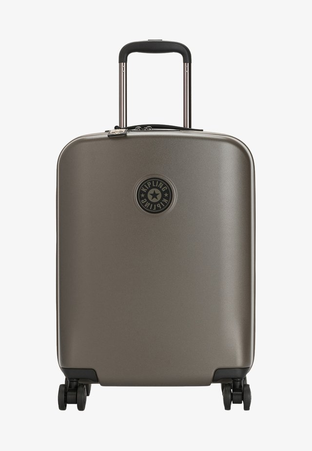 BOOST-IT CURIOSITY - Wheeled suitcase - olive