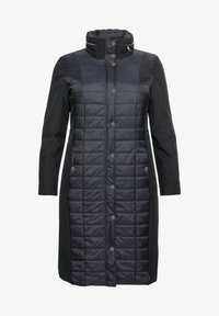 Sheego - Winter coat - schwarz - 4