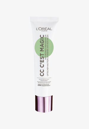 CC CREAM ANTI REDNESS CC C'EST MAGIQUE - CC Cream - anti rötungen