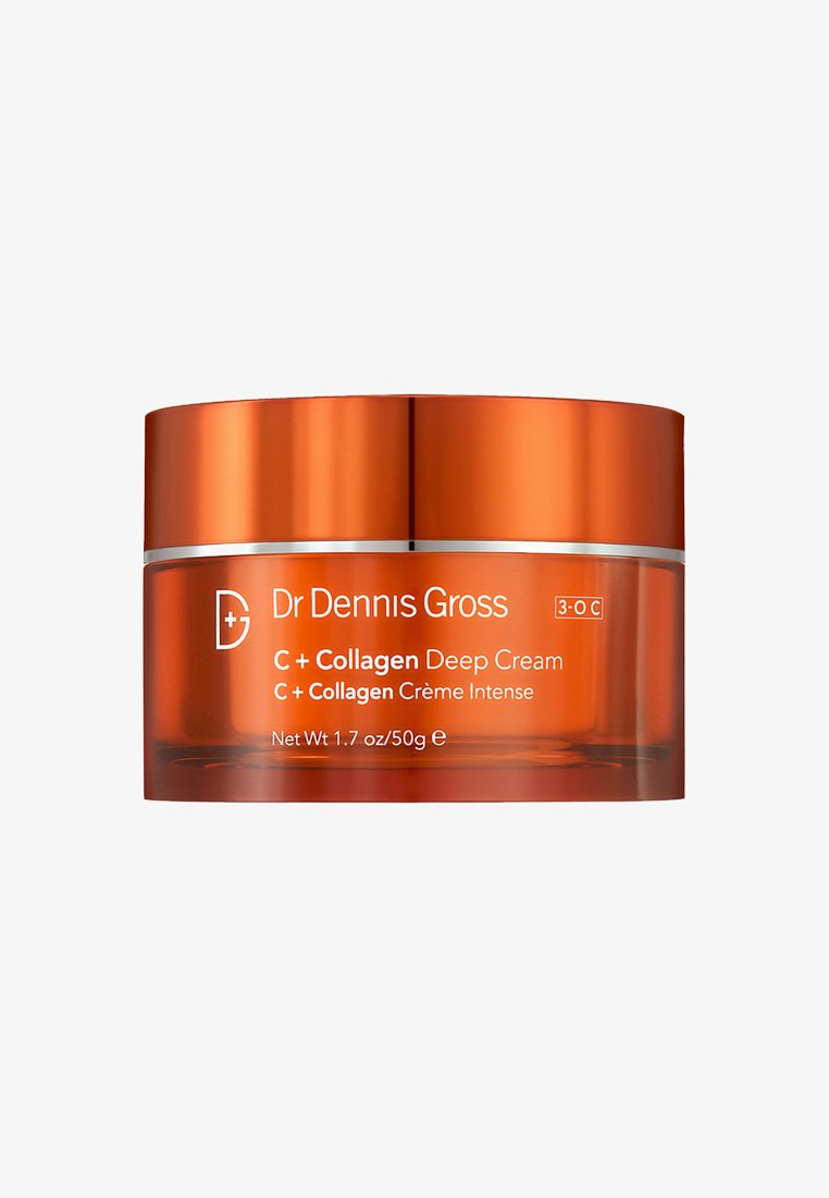 Dr Dennis Gross - C+COLLAGEN DEEP CREAM 50ML - Face cream - -