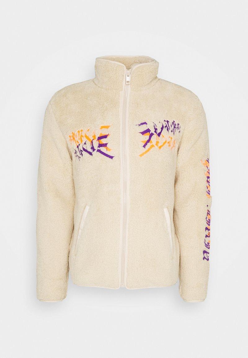 Diesel - FURIOUS  - Zip-up hoodie - beige