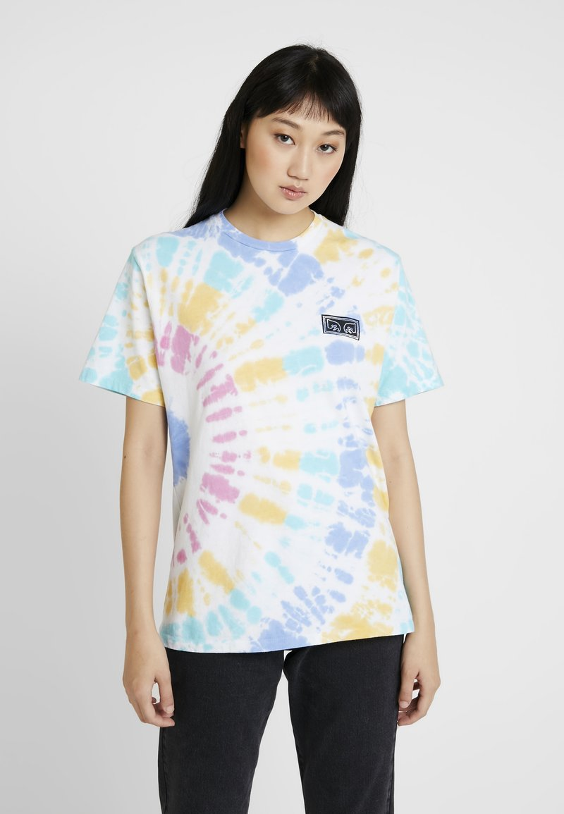 Obey Clothing - COLONY COLLAPSE - Print T-shirt - rainbow