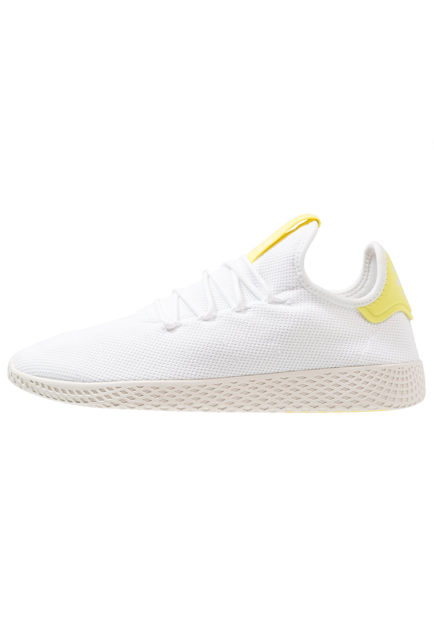 Adidas Originals Pw Tennis Hu - Matalavartiset Tennarit Footwear White/core White