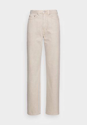 ROWE - Jeans a sigaretta - wheat