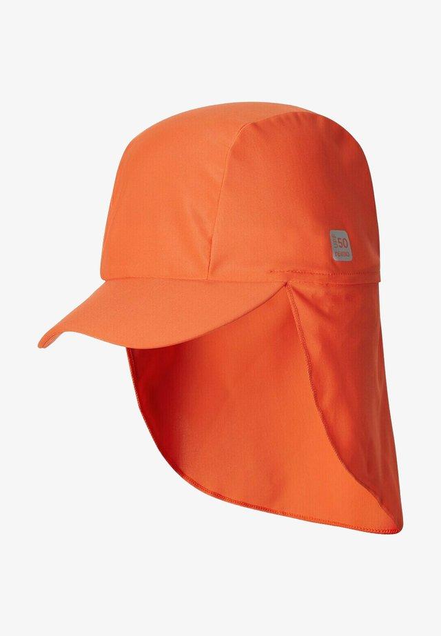 Cap - orange