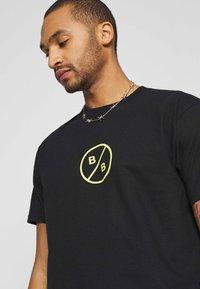 Blood Brother - ALLEN TEE - Print T-shirt - black - 3
