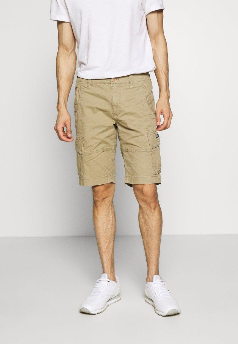 Superdry - Short - dress beige