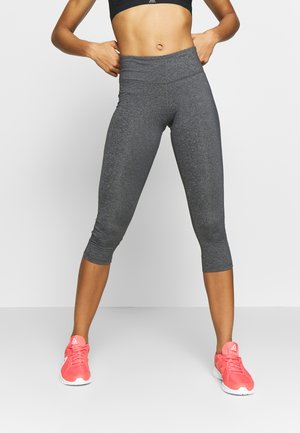 LUX 3/4 - 3/4 sports trousers - dark grey