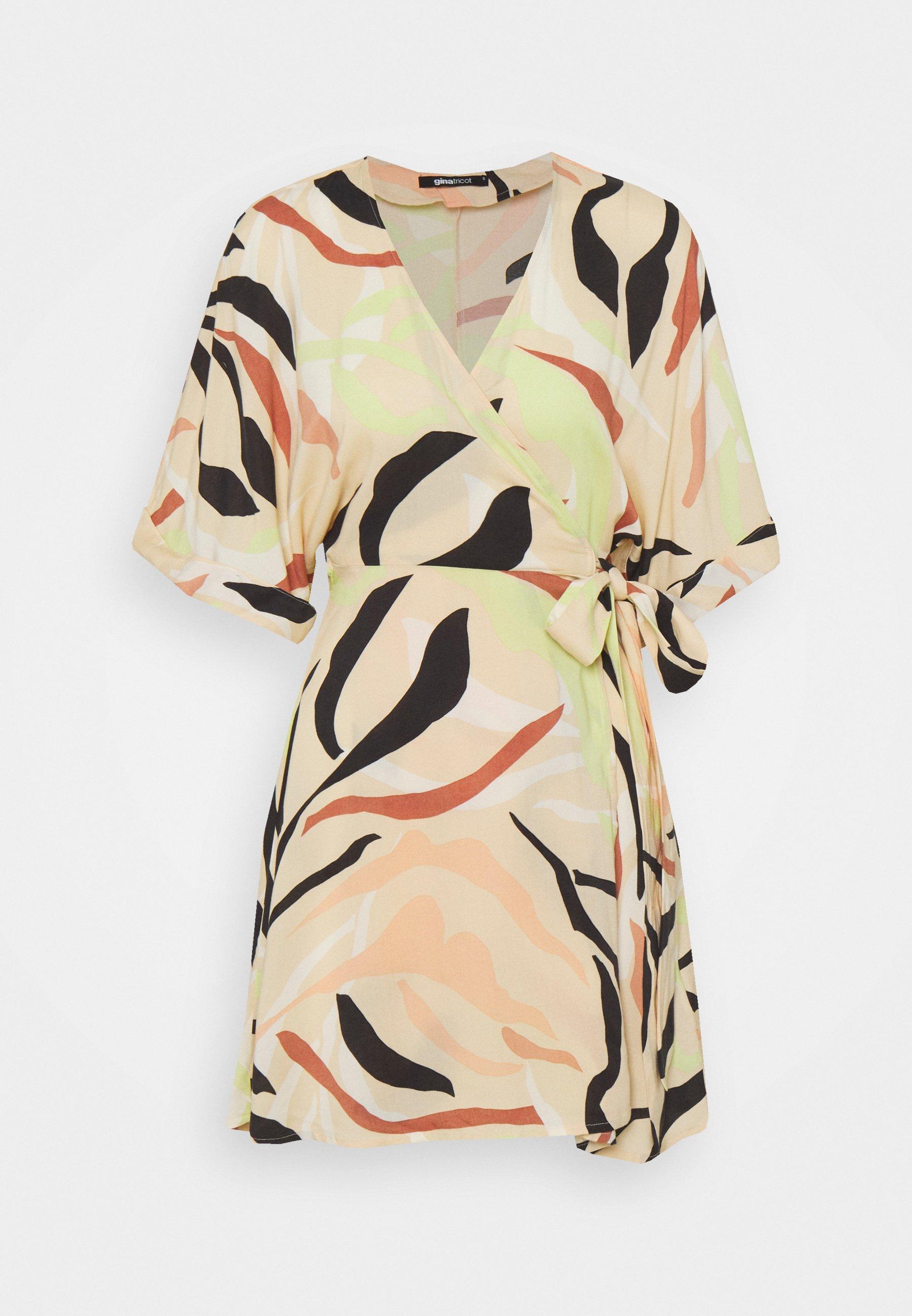 Women DOLLY SHORT DRESS - Day dress