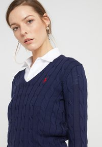 Polo Ralph Lauren - CLASSIC - Maglione - hunter navy - 3
