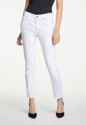 OUI - Slim fit jeans - bright white