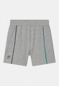 Fila - JAN  - Shorts - light grey melange bros - 0