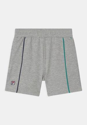 JAN  - Shorts - light grey melange bros