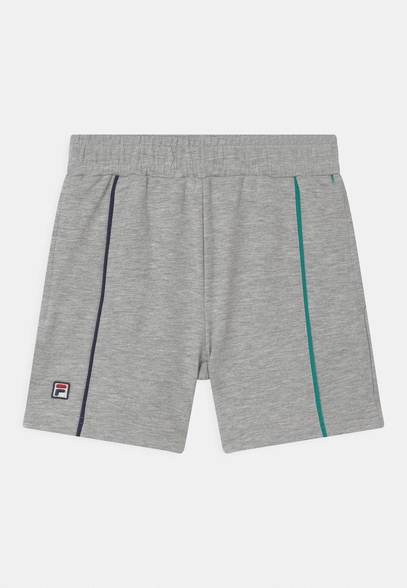 Fila - JAN  - Shorts - light grey melange bros