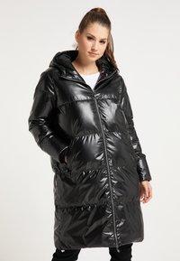 myMo ROCKS - Zimní kabát - schwarz - 0