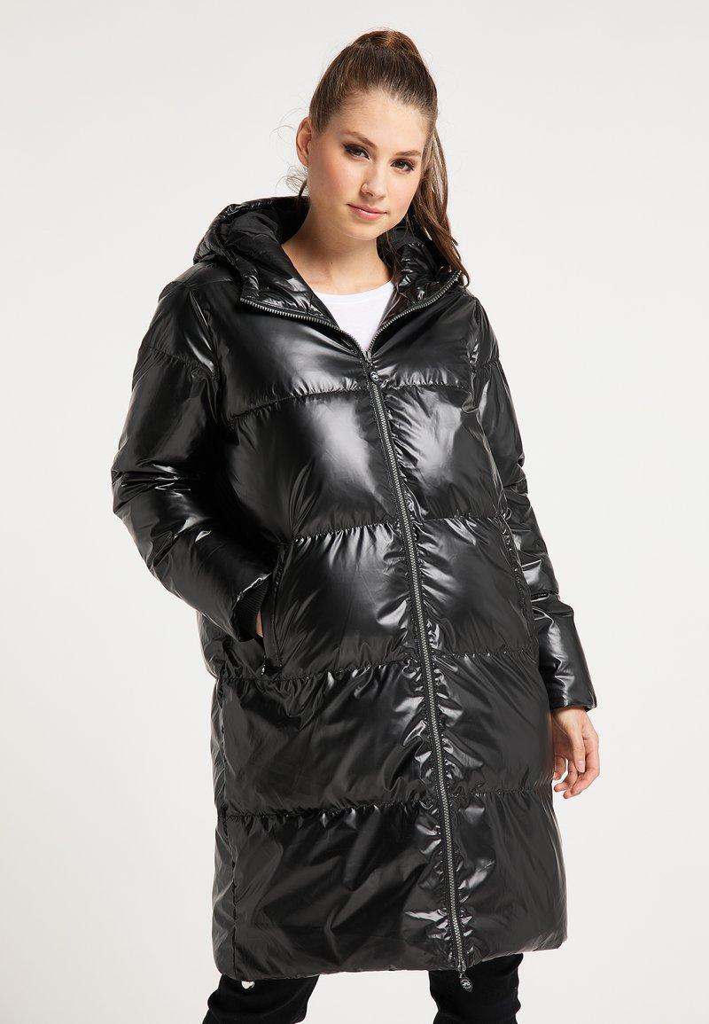 myMo ROCKS - Zimní kabát - schwarz