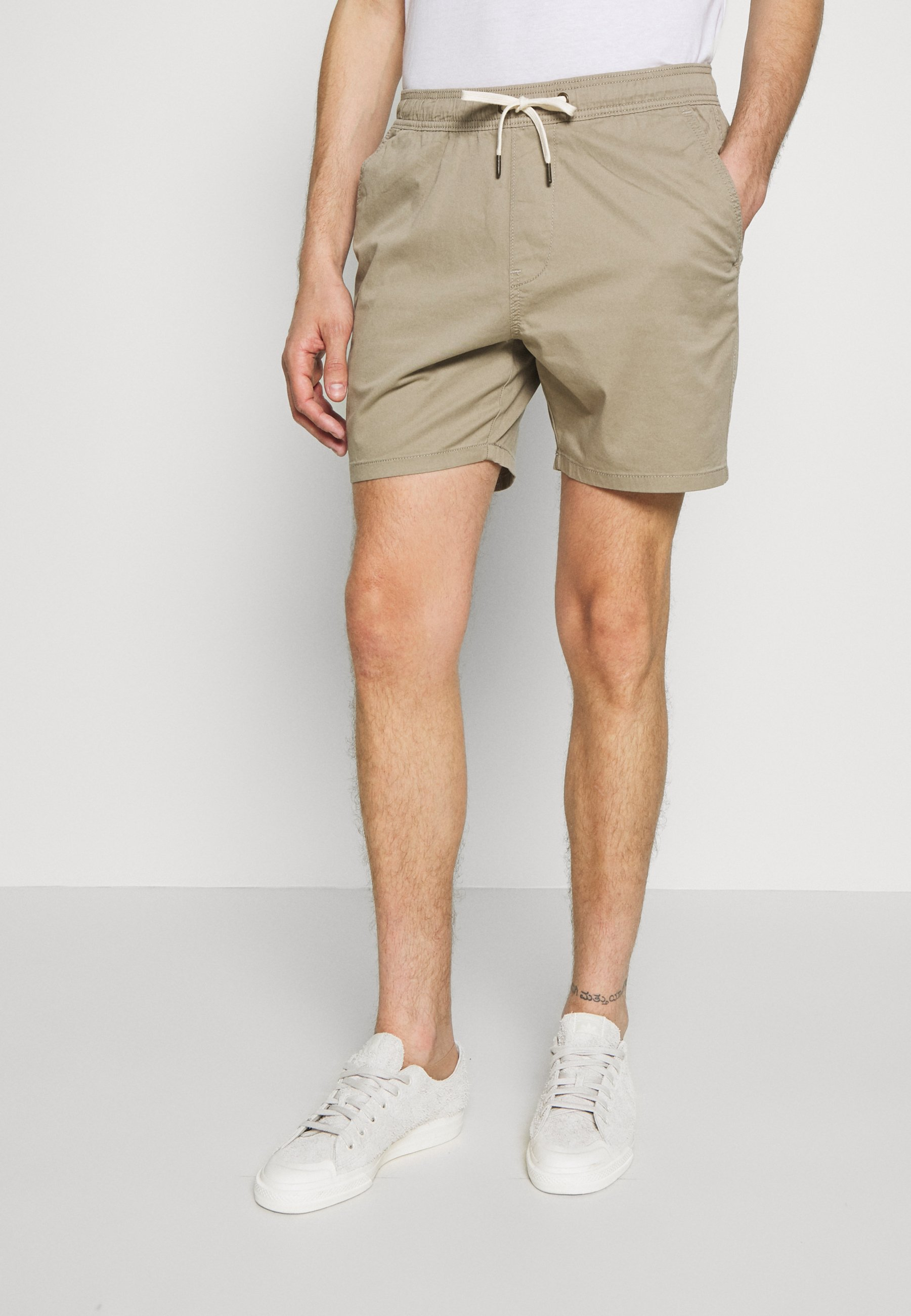 Hollister Co. PULL ON VINTAGE - Shorts - khaki