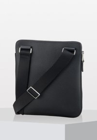 Lacoste - CHANTACO - Camera bag - black - 2
