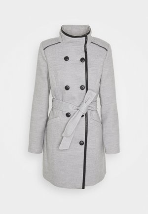 VMCALAVERONICA - Classic coat - light grey melange