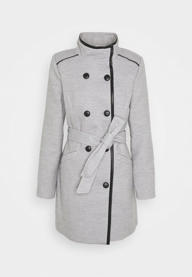 VMCALAVERONICA - Classic coat - light grey melange